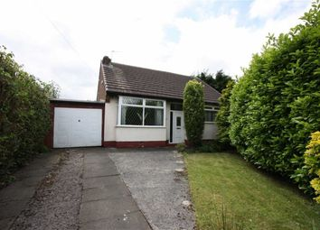 Thumbnail 2 bedroom detached bungalow for sale in Morven Grove, Breightmet, Bolton