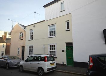 Thumbnail 1 bed maisonette for sale in Pavilion Place, Exeter, Devon
