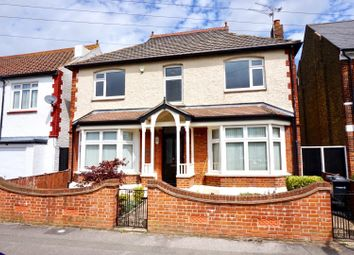Thumbnail 5 bedroom detached house for sale in Parrock Avenue, Gravesend
