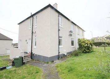Thumbnail 2 bed flat for sale in 77, John Allan Drive, Cumnock KA183Ag