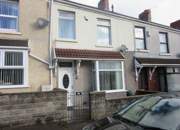 Thumbnail 2 bedroom terraced house to rent in Kildare Street, Manselton, Swansea.