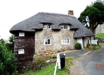 Thumbnail 2 bed detached house to rent in Church Hill, Godshill, Ventnor