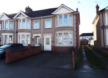 Thumbnail 3 bed end terrace house for sale in Middlemarch Road, Radford, Coventry, West Midlands