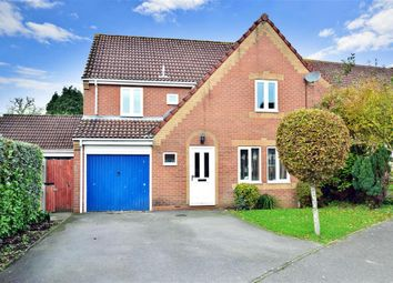 Thumbnail 4 bed detached house for sale in Linfield Copse, Thakeham, West Sussex