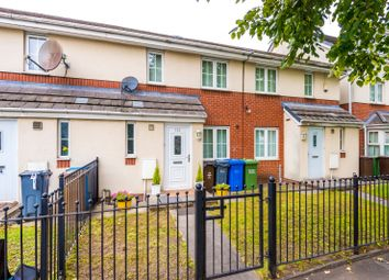 Thumbnail 4 bed mews house for sale in Hazelbottom Road, Crumpsall, Greater Manchester