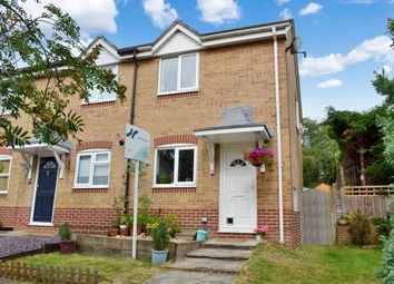 Thumbnail 2 bed end terrace house for sale in Harrington Close, Newbury