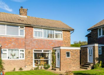Thumbnail 2 bed terraced house for sale in Hurstshaw Gardens, Vines Cross, Heathfield