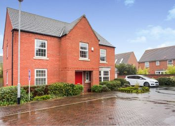 4 bed detached house for sale in Osprey Grove, Hucknall, Nottingham NG15