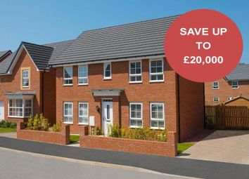 """Thumbnail 4 bed detached house for sale in """"Thornbury"""" at Tenth Avenue, Morpeth"""