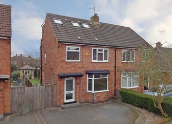 Thumbnail 3 bed semi-detached house for sale in George Road, Alvechurch