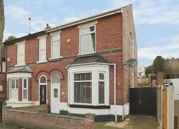 3 bed semi-detached house for sale in Kent Road, Mapperley, Nottinghamshire NG3