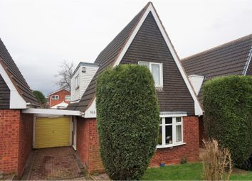 Thumbnail 3 bed link-detached house for sale in Dimbles Lane, Lichfield