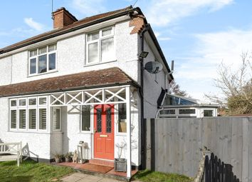Thumbnail 3 bed semi-detached house for sale in Church Road, Sunningdale