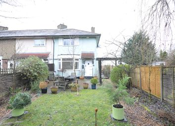 Thumbnail 3 bedroom end terrace house to rent in North Cottages, St Albans