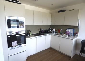 Thumbnail 1 bed flat to rent in 2 Ottley Drive, London
