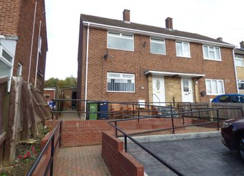Thumbnail 3 bed semi-detached house to rent in Newburn Crescent, Houghton Le Spring