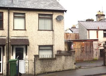 Thumbnail 2 bed semi-detached house to rent in Constantine Terrace, Caernarfon, Gwynedd