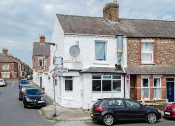 Thumbnail 1 bed terraced house for sale in Falsgrave Crescent, York