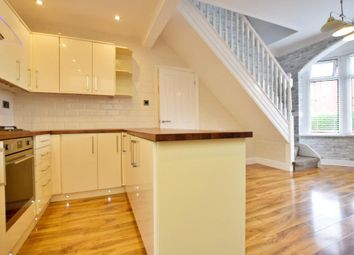 Thumbnail 3 bed semi-detached bungalow for sale in Chadfield Road, Blackpool