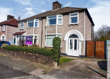 Thumbnail 3 bed semi-detached house for sale in Stairhaven Road, Liverpool