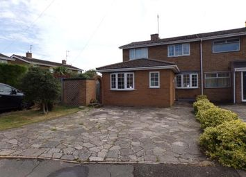 Thumbnail 3 bed semi-detached house for sale in The Pyghtle, Turvey, Bedford, Bedfordshire