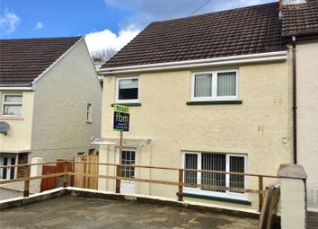 Thumbnail 3 bed semi-detached house to rent in Fleming Crescent, Haverfordwest, Pembrokeshire