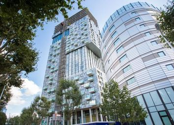 Thumbnail 1 bedroom terraced house to rent in Duckman Tower, Lincoln Plaza, London