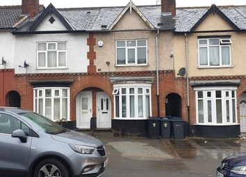 3 bed terraced house for sale in Churchill Road, Bordesley Green, Birmingham, West Midlands B9
