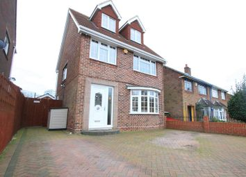 Thumbnail 4 bed detached house for sale in Weston Lane, Southampton