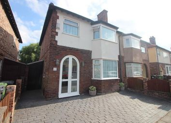 Thumbnail 3 bed semi-detached house for sale in Somerville Grove, Waterloo, Liverpool