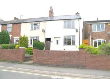Thumbnail 2 bedroom end terrace house to rent in West Street, Riddings, Alfreton