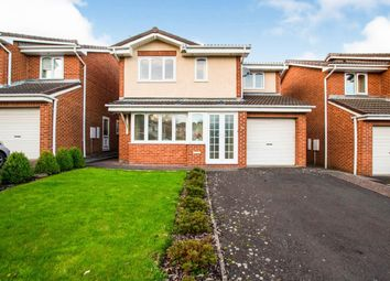 Thumbnail 4 bed detached house for sale in Emblehope Drive, Gosforth, Newcastle Upon Tyne