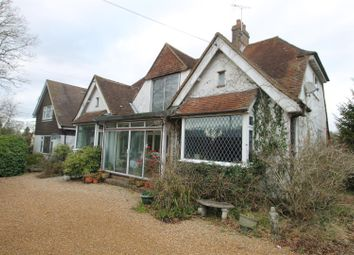 Thumbnail 4 bed detached house for sale in Hastings Road, Battle
