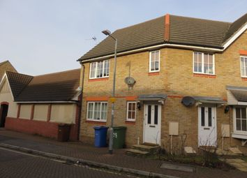 Thumbnail 2 bed maisonette for sale in Plymouth Road, Chafford Hundred