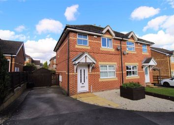Thumbnail 3 bed semi-detached house for sale in Mulberry Court, Golcar, Huddersfield