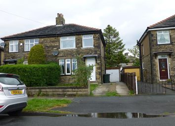 Thumbnail 3 bed semi-detached house for sale in Harbour Road, Wibsey, Bradford