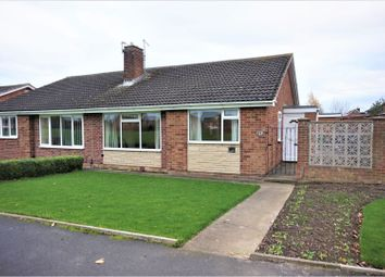 2 bed semi-detached bungalow for sale in Lockerbie Walk, Thornaby, Stockton-On-Tees TS17