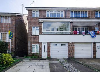 Thumbnail 4 bedroom end terrace house for sale in Park Lane, Wembley Park