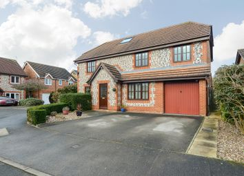 Thumbnail 5 bed detached house for sale in Ashness Close, Gamston, Nottingham, Nottinghamshire
