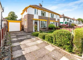 Thumbnail 2 bed semi-detached house for sale in Goldsworthy Road, Urmston, Manchester, Greater Manchester
