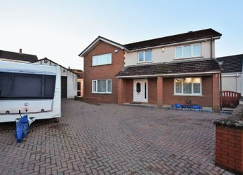Thumbnail 4 bed detached house for sale in Lonsdale View, Dearham, Maryport