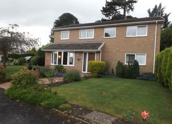 Thumbnail 5 bedroom detached house for sale in Derwen Court, Sontley Road, Wrexham, Wrecsam