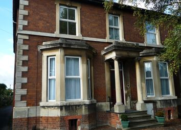 Thumbnail 2 bed flat to rent in Heathville Road, Gloucester