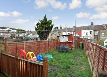 Thumbnail 3 bed terraced house for sale in Grove Road, Chatham, Kent