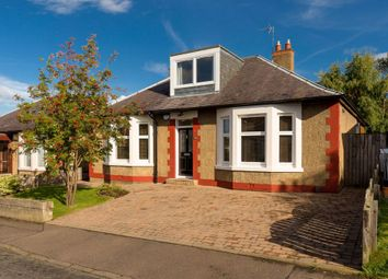 Thumbnail 4 bed detached bungalow for sale in 34 Craigs Crescent, Edinburgh