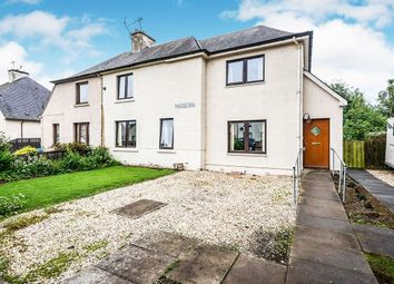 Thumbnail 5 bedroom semi-detached house for sale in Millcraig Road, Dingwall