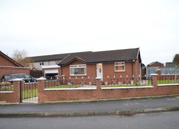 Thumbnail 2 bed detached bungalow for sale in Frood Street, Motherwell