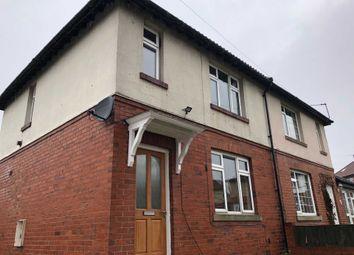 Thumbnail 3 bed semi-detached house to rent in Syke Lane, Earlsheaton, Dewsbury