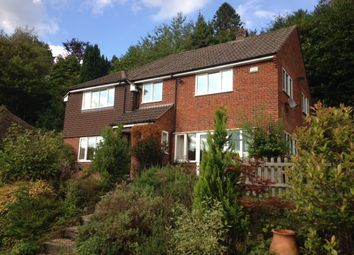 Thumbnail 4 bed detached house to rent in Woodlands Lane, Haslemere