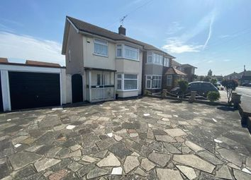 Thumbnail 3 bed semi-detached house for sale in Hayes Drive, Rainham